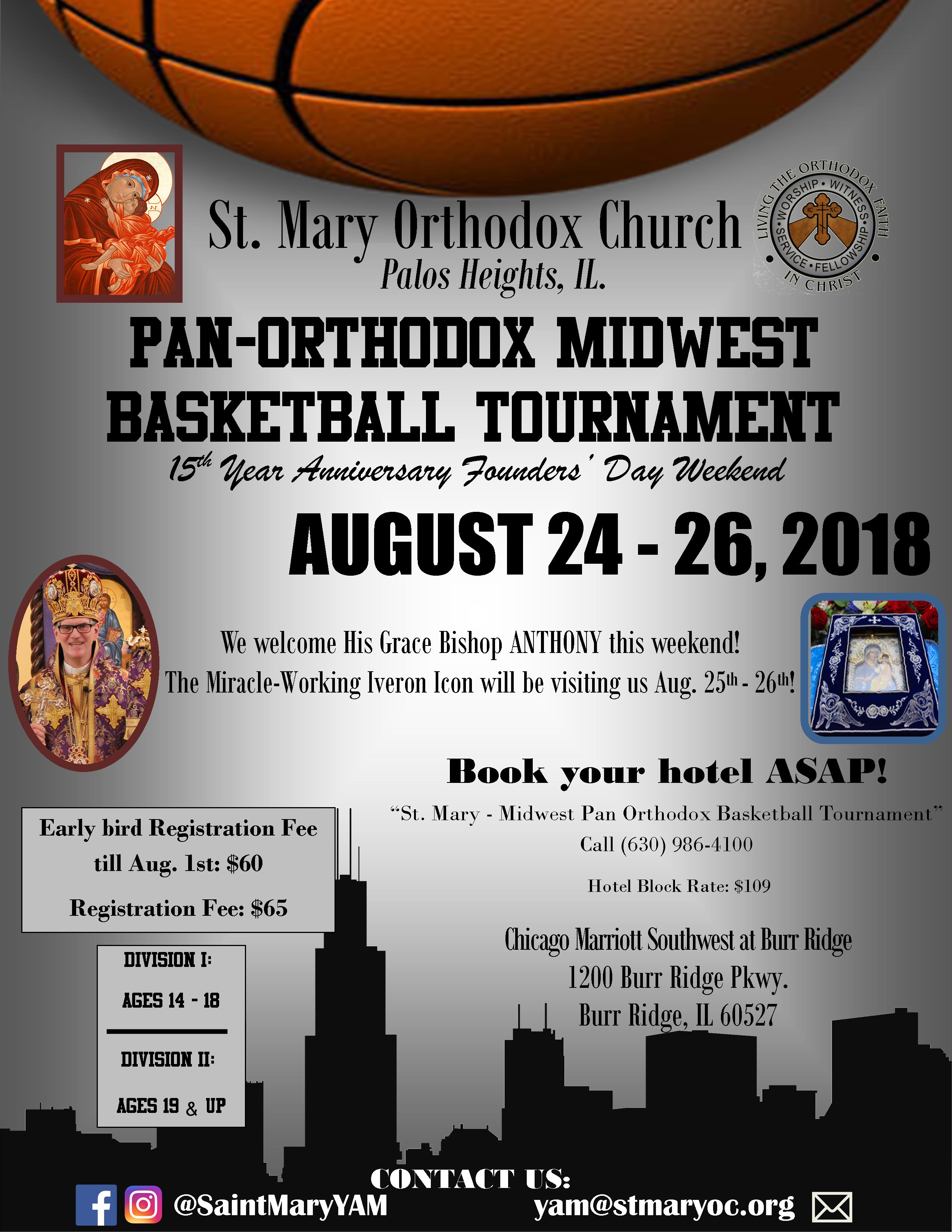 st mary to host basketball tournament founders day celebration